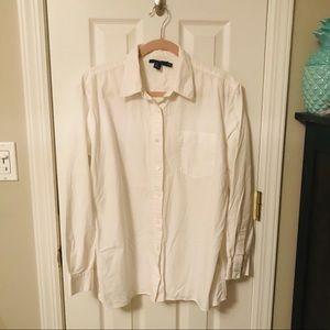 🌸 DKNY work dress bottom down blouse